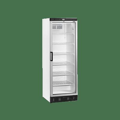 Морозильный шкаф со стеклом UFFS370G-P