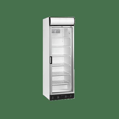Морозильный шкаф со стеклом UFFS370GCP-P