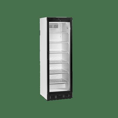 Морозильный шкаф со стеклом UFSC370G-P