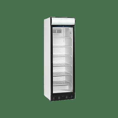 Морозильный шкаф со стеклом UFSC370GCP-P