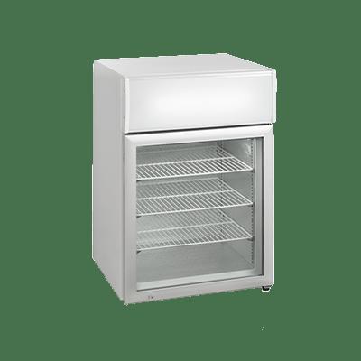 Настольный морозильный шкаф UF100GCP-P