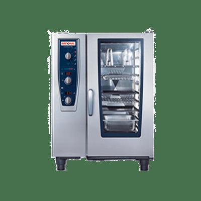Пароконвектомат  Combi Mаster® Plus 101G (газовый)