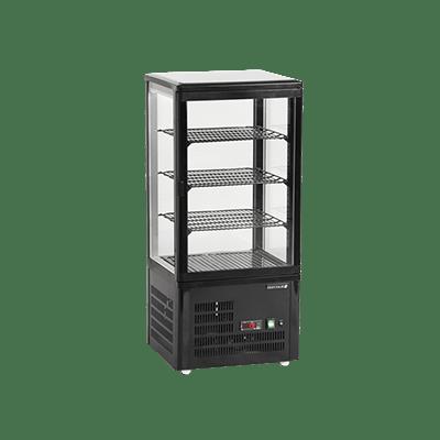 Настольная витрина UPD80-I-BLACK