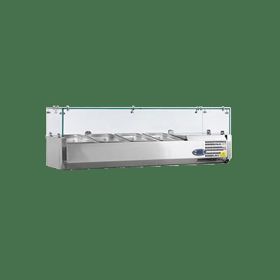 Холодильная витрина  VK38-120-I