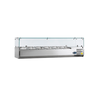 Холодильная витрина  VK38-150-I