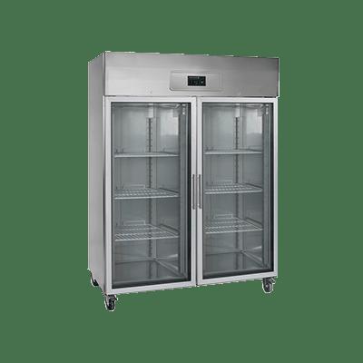 Холодильный шкаф со стеклом RK1420G