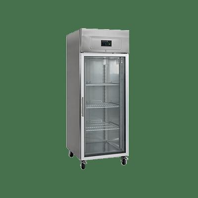 Холодильный шкаф со стеклом RK710G-P