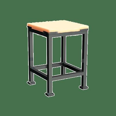 Стол-колода 500х500х600 мм