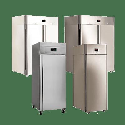 Шкафы холодильные и морозильные