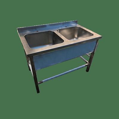 Ванна моечная ВМЛ 10.5/6 2-секционная