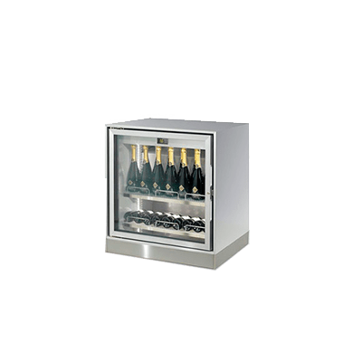 Шкаф винный Н800 односторонний