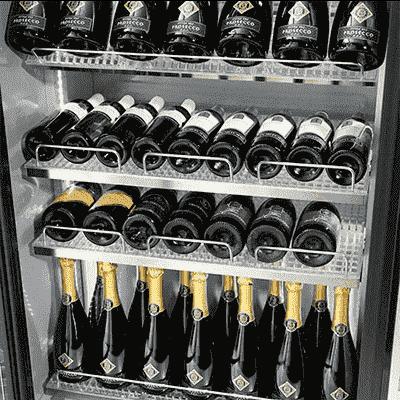 Шкаф винный Enogalax H1200 односторонний