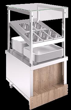 Диспенсер для столовых приборов  RD10A