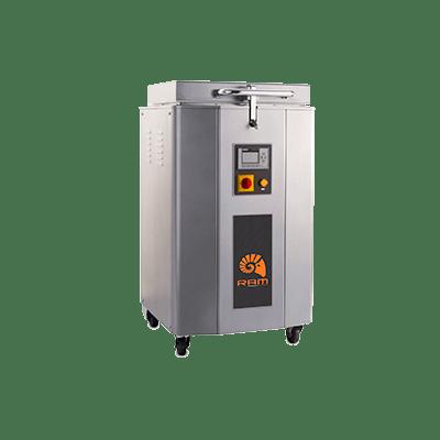 Автоматические гексагональные тестоделители RAM серии DEA