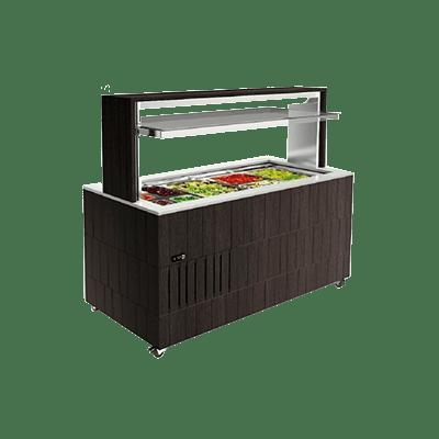 Салат-бар охлаждаемый DOGE ISOLA 1000 RF