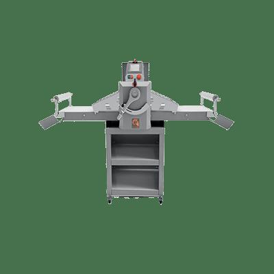 Ручные тестораскаточные машины RAM серии Q50S (напольные, на подставке)