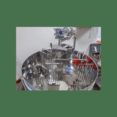 Автоматическая сыроварня 350 л (24 кВт)