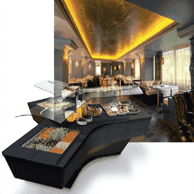 Салат-бары WIDEVISION