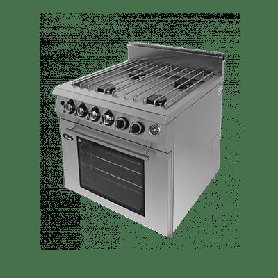 Плита газовая Ф4ПГ/900 с духовкой