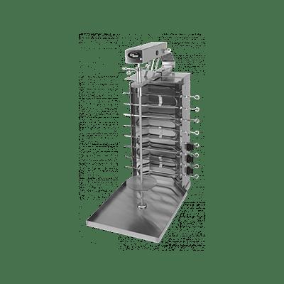 Шаверма-шашлычница электрическая Ф3ШМЭ с электроприводом