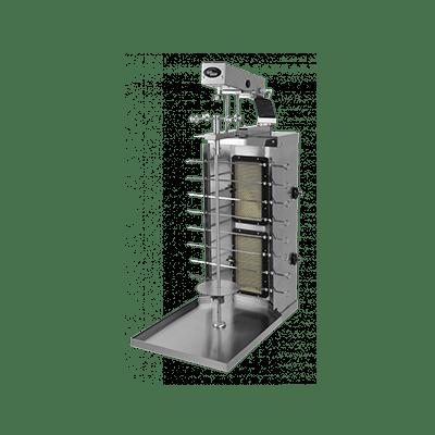 Шаверма-шашлычница газовая Ф2ШМГ(У) с электроприводом