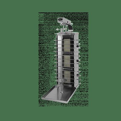 Шаверма-шашлычница газовая Ф3ШМГ(У) с электроприводом