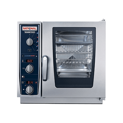 Пароконвектомат iCombi Classic XS 6-2/3 (электрический)