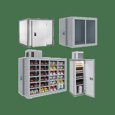 Камеры холодильные Polair