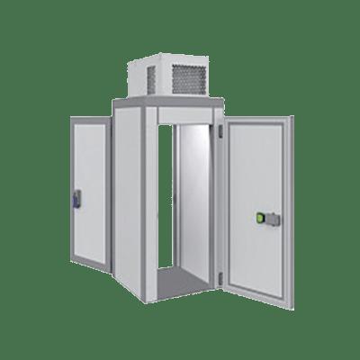 Камера холодильная КХН-1,28 Minicella ММ 2 двери без пола