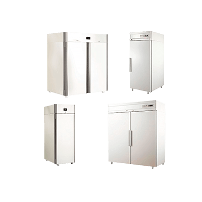 Морозильные шкафы Polair