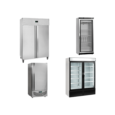 Морозильные шкафы Tefcold