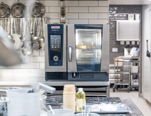 iCombi Pro от RATIONAL – новый стандарт на профессиональной кухне