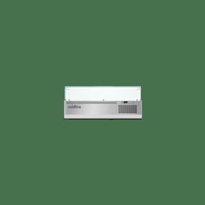 Витрина для ингредиентов VP13/5NL промышленная