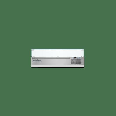 Витрина для ингредиентов VP14/6NL промышленная